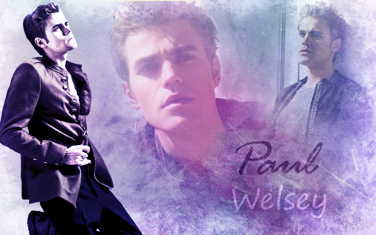 Wallpaper Paul   Paul Wesley Wallpaper 21960523 1280x800