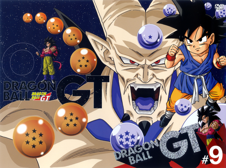 DRAGON BALL GT wallpaper   ForWallpapercom 5639x4190