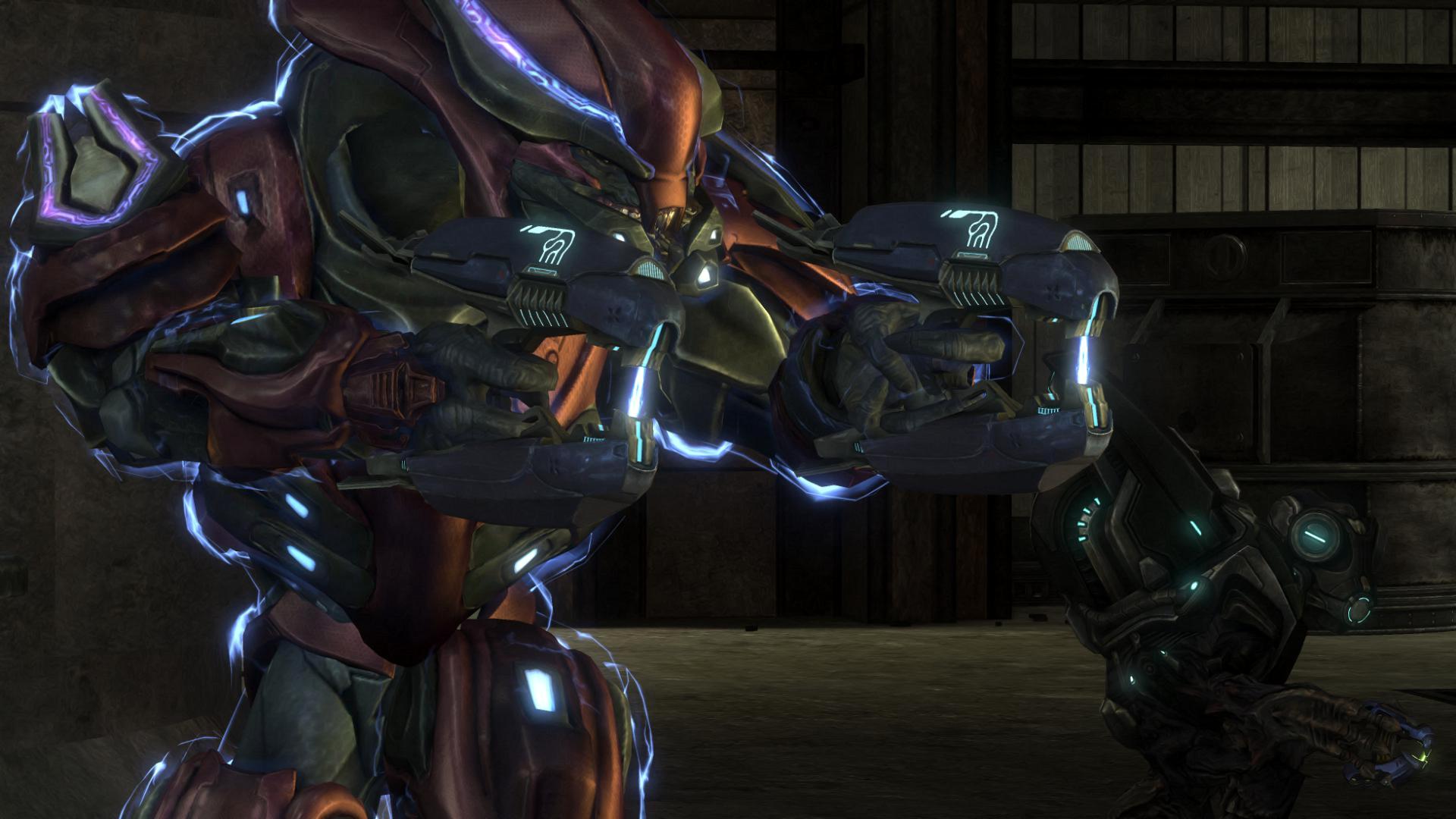 Halo Reach Elite Zealot wallpaper   668865 1920x1080