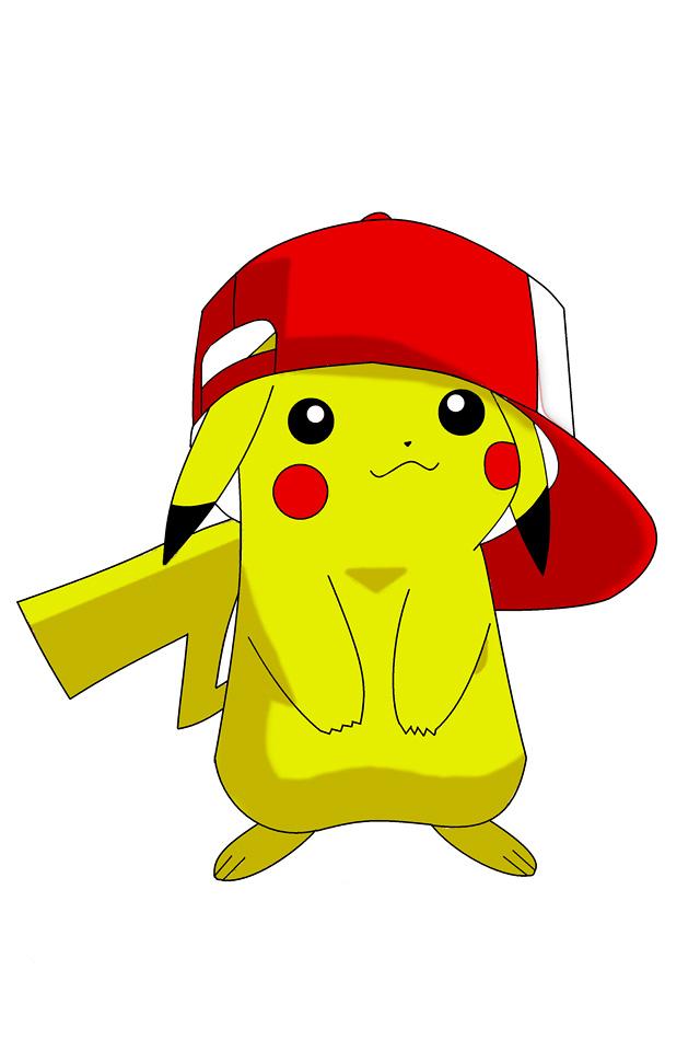 Pokemon Pikachu iPhone Wallpapers HD iPhone 640x960