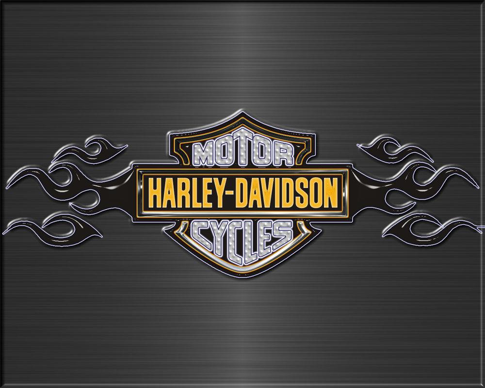 Harley Davidson Wallpapers And Screensavers: Harley Davidson Widescreen Wallpaper