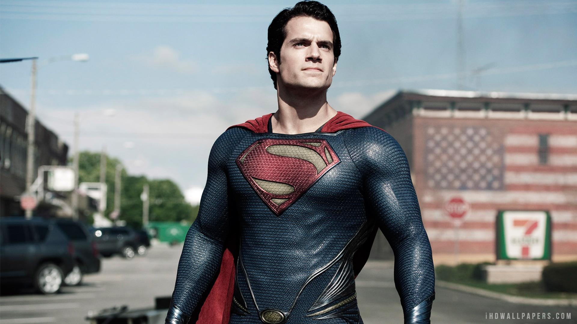 Henry Cavill as Superman HD Wallpaper   iHD Wallpapers 1920x1080