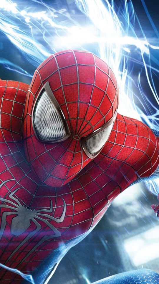 The Amazing Spider Man 2 Wallpaper   iPhone Wallpapers 540x960