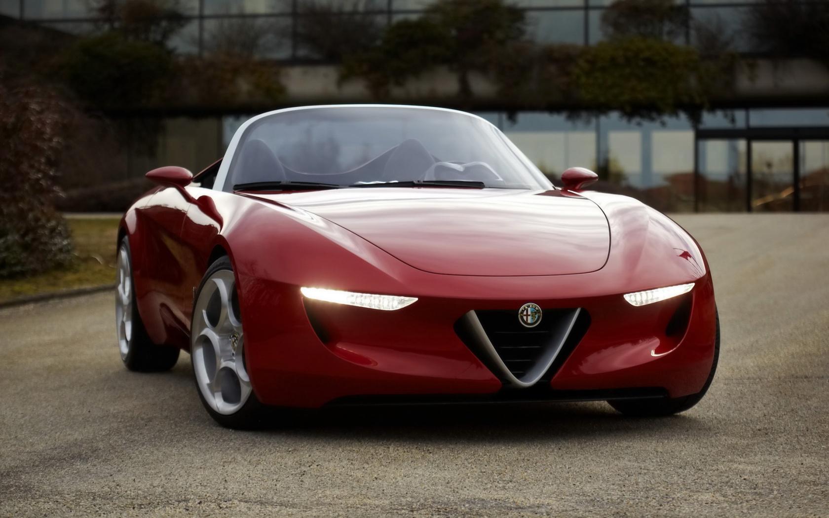Alfa Romeo Super Car Wallpapers HD Wallpapers 1680x1050