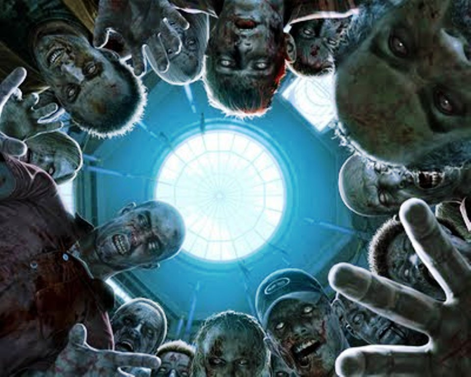 Horror Movies ZOMBIE WALLPAPER 960x768