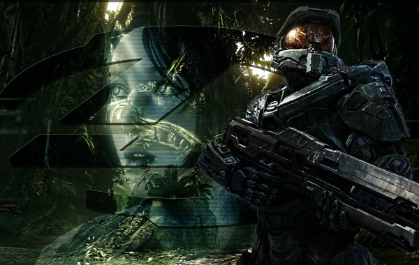 Halo 4 Wallpapers 1080P wallpaper wallpapers   4K Ultra HD Wallpapers 600x380
