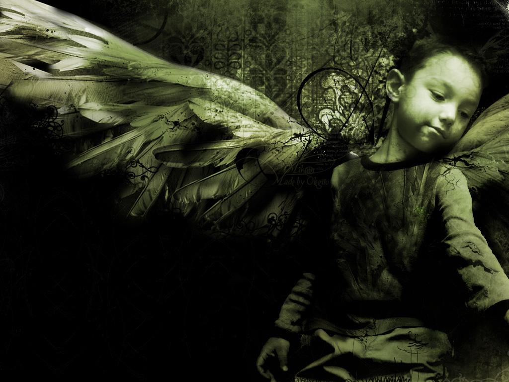 best dark angels desktop backgrounds wallpapers hd download to 1024x768