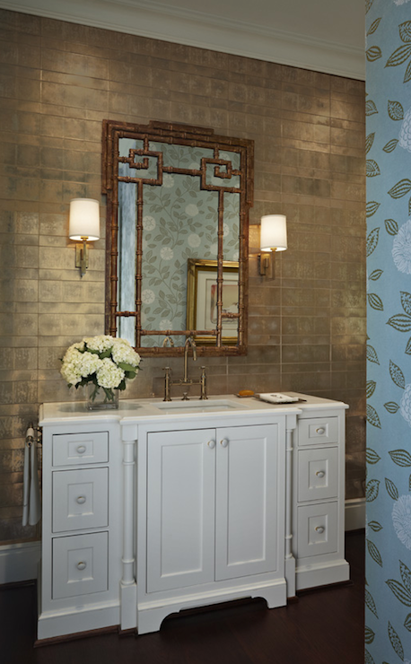 metallic wallpaper bathroom wallpaper gold metallic wallpaper 458x740