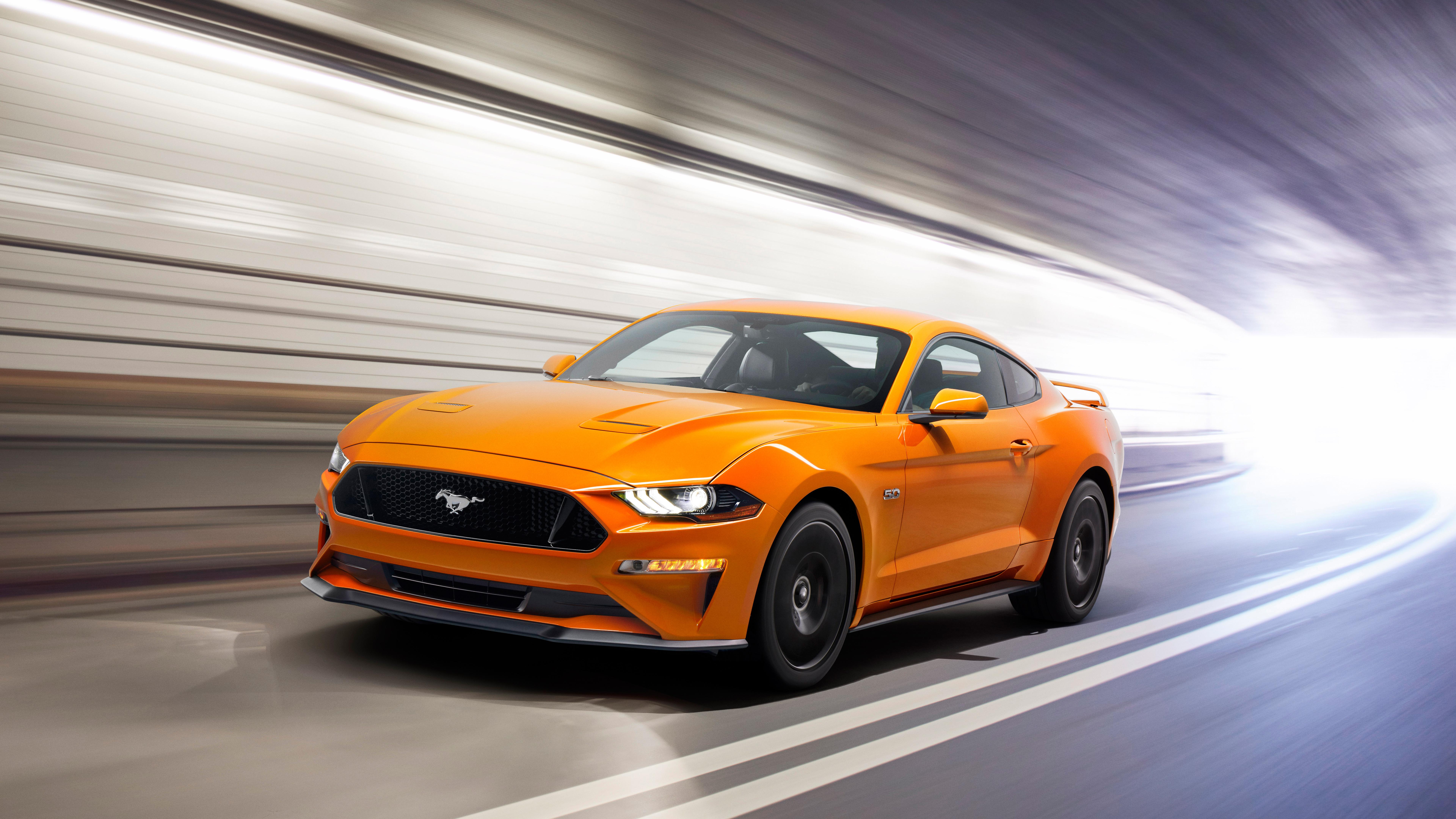 2018 Ford Mustang 4K 8K Wallpaper HD Car Wallpapers 7680x4320