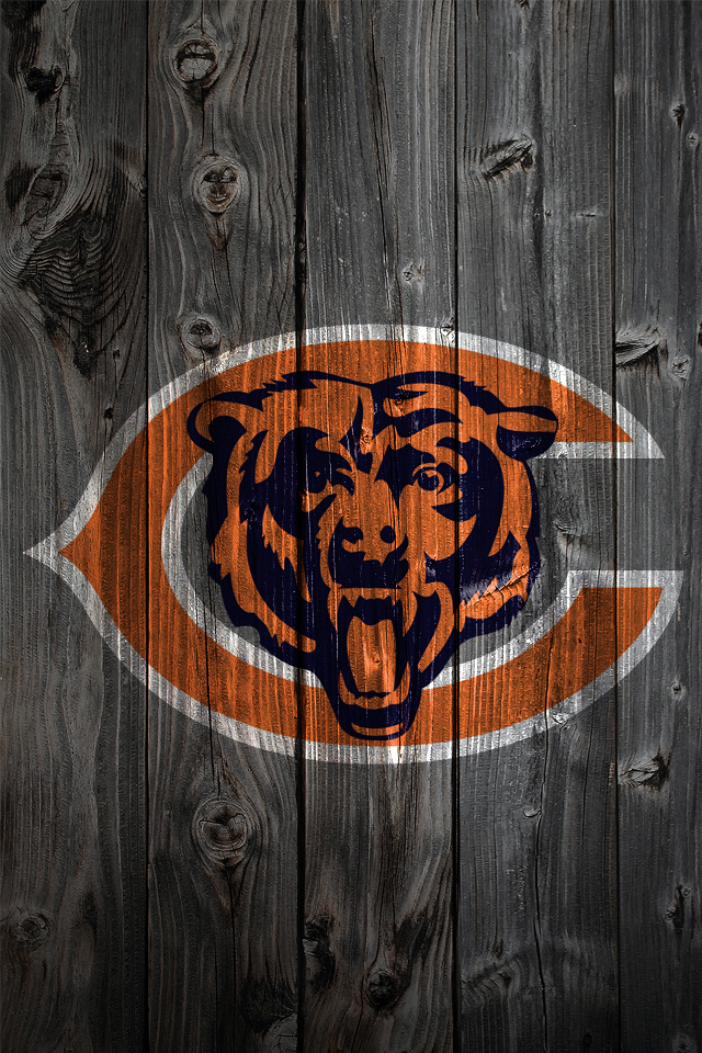 chicago bears phone wallpaper wallpapersafari