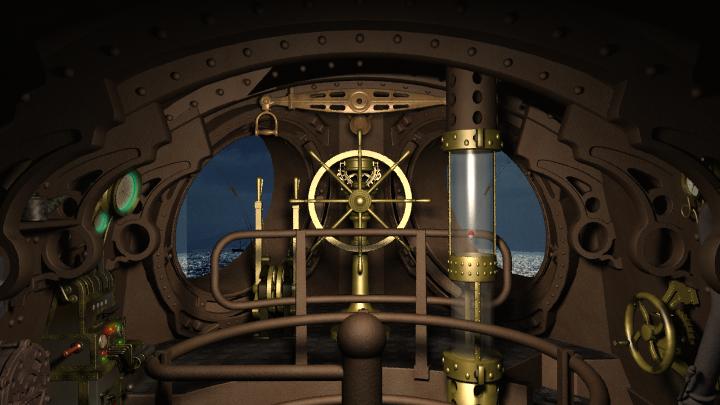 Nautilus Wheelhouse by MasterZeo 720x405