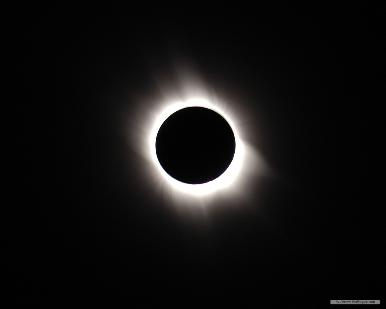 Total Solar Eclipse HD Wallpaper Background Images 1280x1024