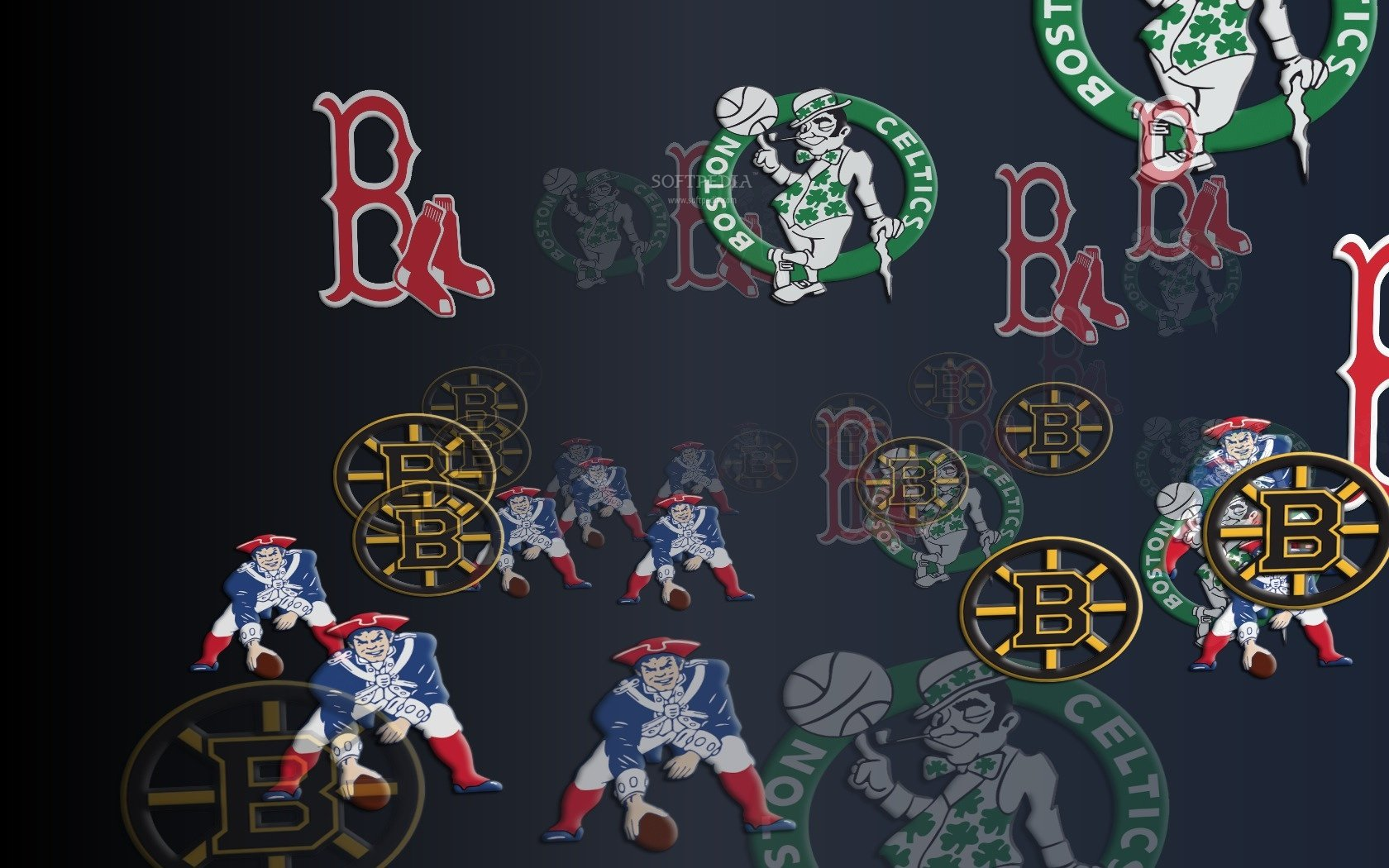 Boston Sports Desktop Wallpaper Desktop Image 1680x1050