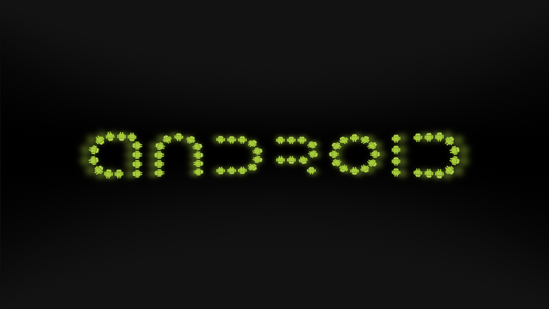 Android in an Android Wallpaper 1920x1080