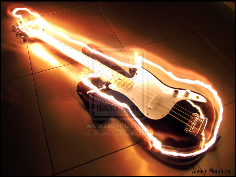 Electric Bass Wallpaper Wallpapersafari
