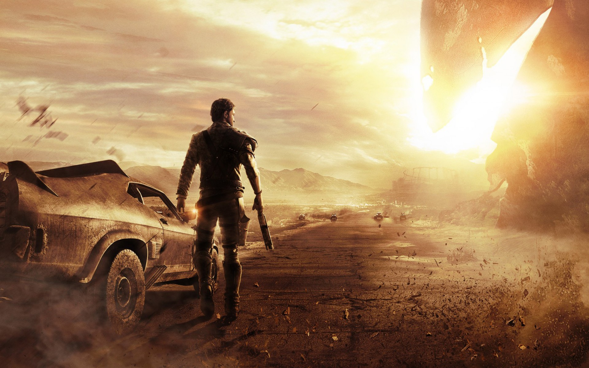 29 Mad Max HD Wallpapers Backgrounds 1920x1200