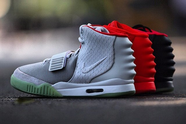 More Uncertainty with Red Nike Air Yeezy II Release as Foot Locker 640x426