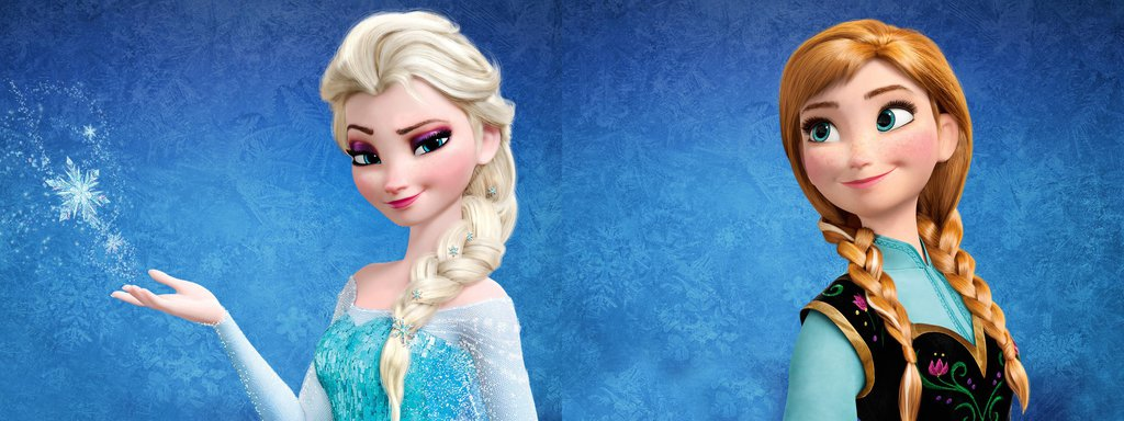 Disneys Frozen Dual Screen HD Wallpaper by ChiyoDad 1024x384