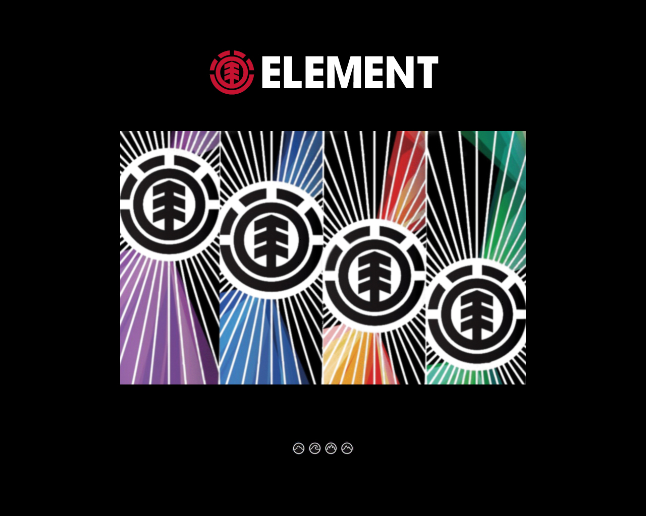 WinCustomize Explore Wallpapers Element Reflections 1280x1024