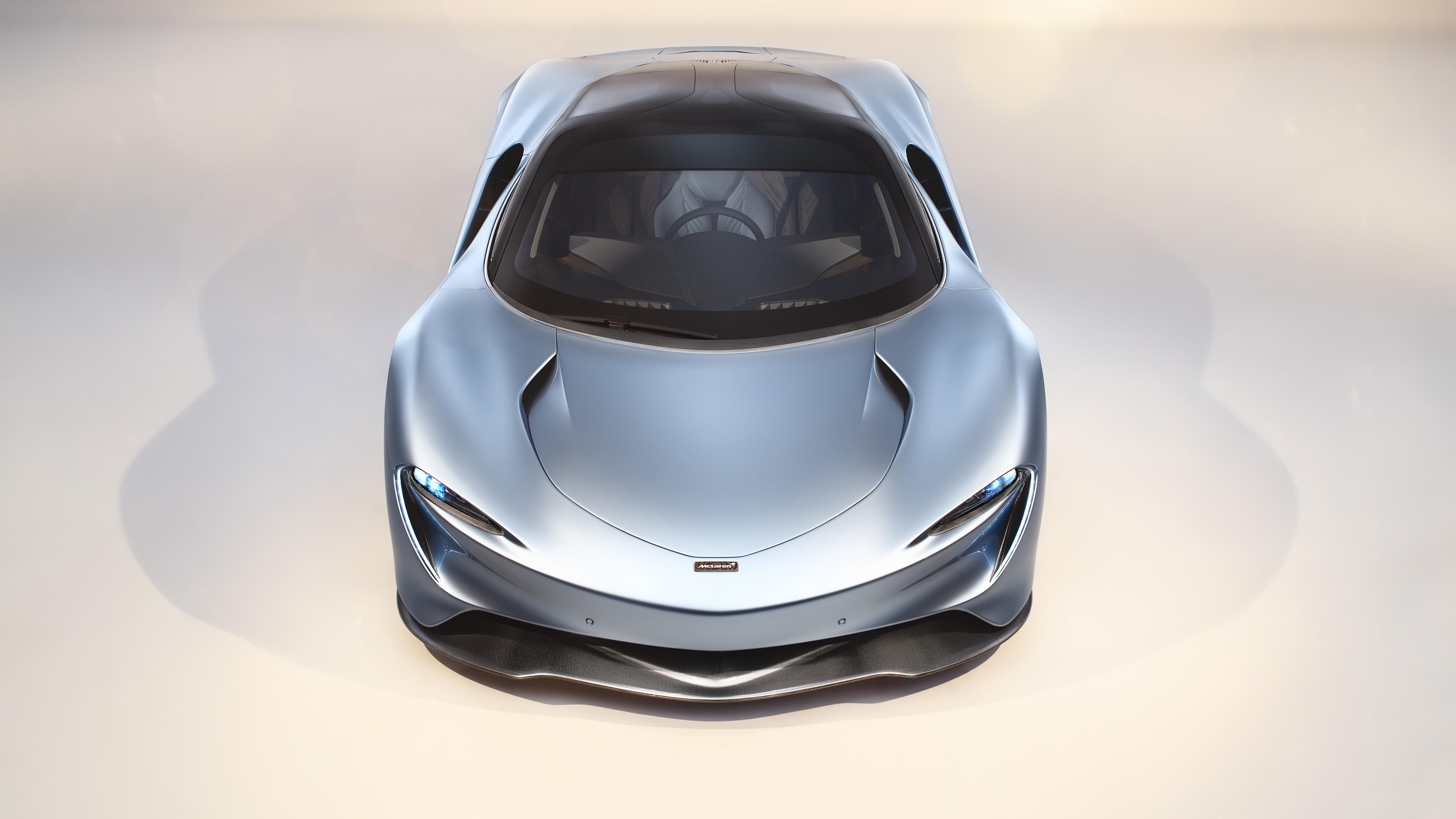 2019 McLaren Speedtail 5K Wallpaper HD Car Wallpapers ID 11481 5120x2880