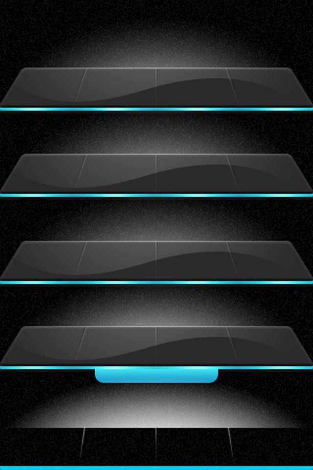 Iphone Wallpaper Shelf