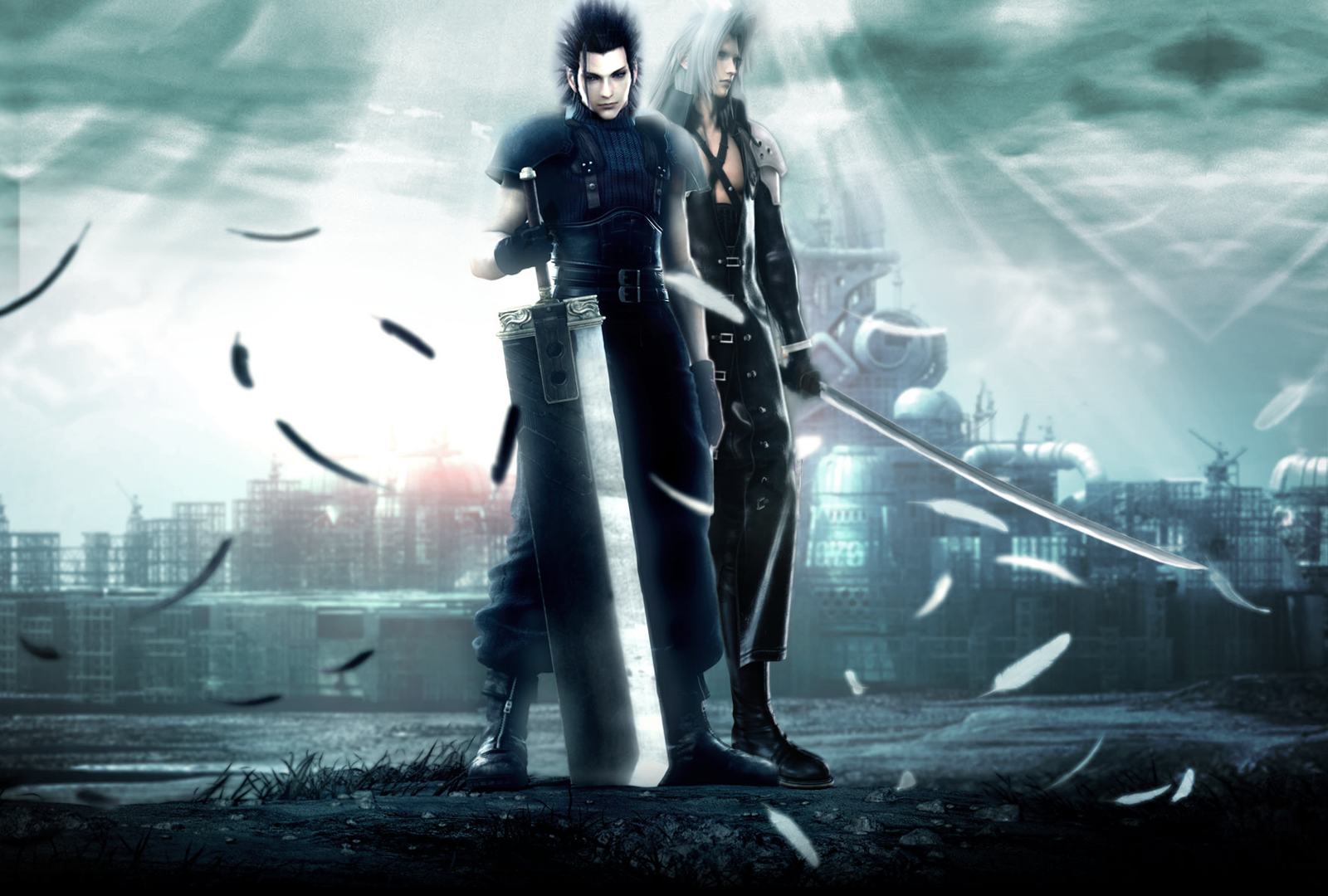 Crisis Core Zack Fair images Zack HD wallpaper and background 1600x1080