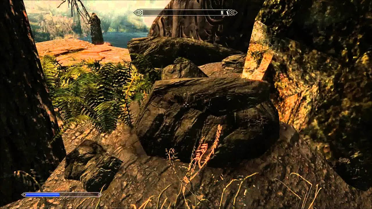 Lets Play Skyrim Khajit [HD]    Episode 9 Dovahkiin No 1920x1080
