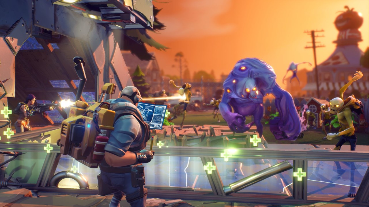 Epic Games Fortnite gets a fresh gameplay trailer 1280x720