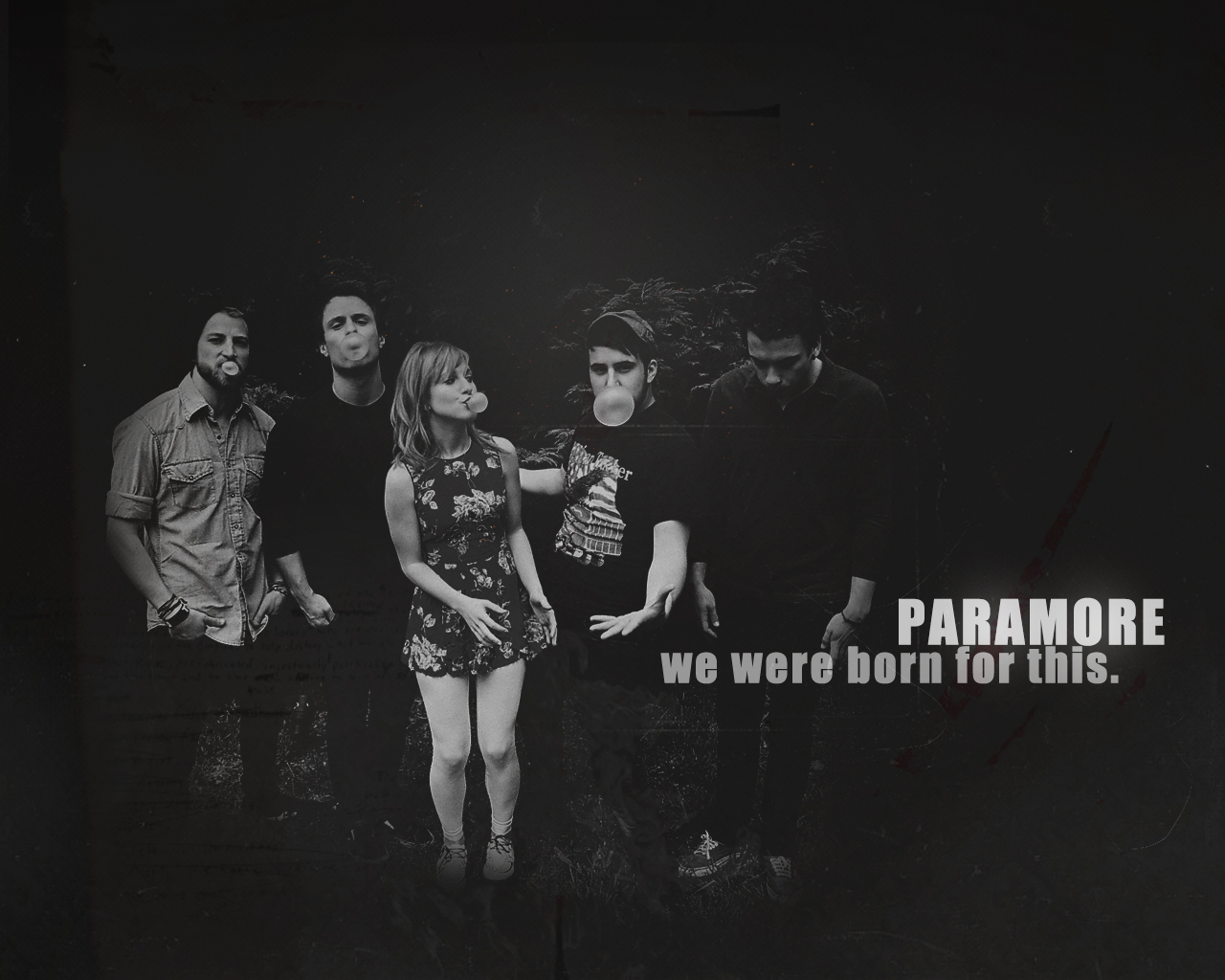 Paramore wallpapers - Paramore Wallpaper (11941443) - Fanpop