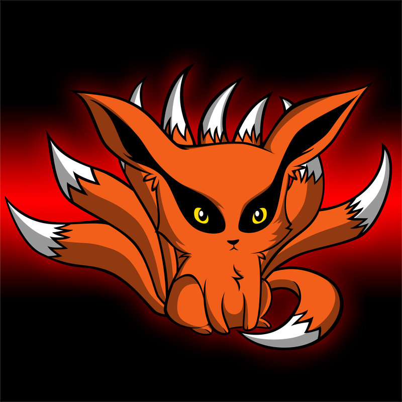 Nine Tailed Fox Demon Wallpaper Images Pictures   Becuo 800x800