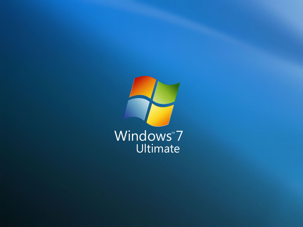 Windows 7 Ultimate Wallpaper by Vher528 1024x768