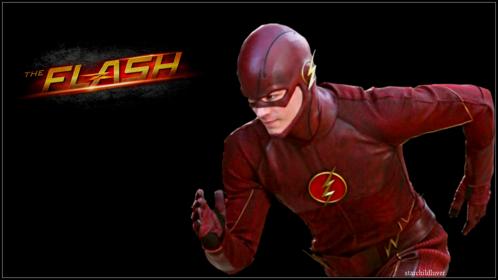The Flash   The Flash CW Wallpaper 37771517 1600x900