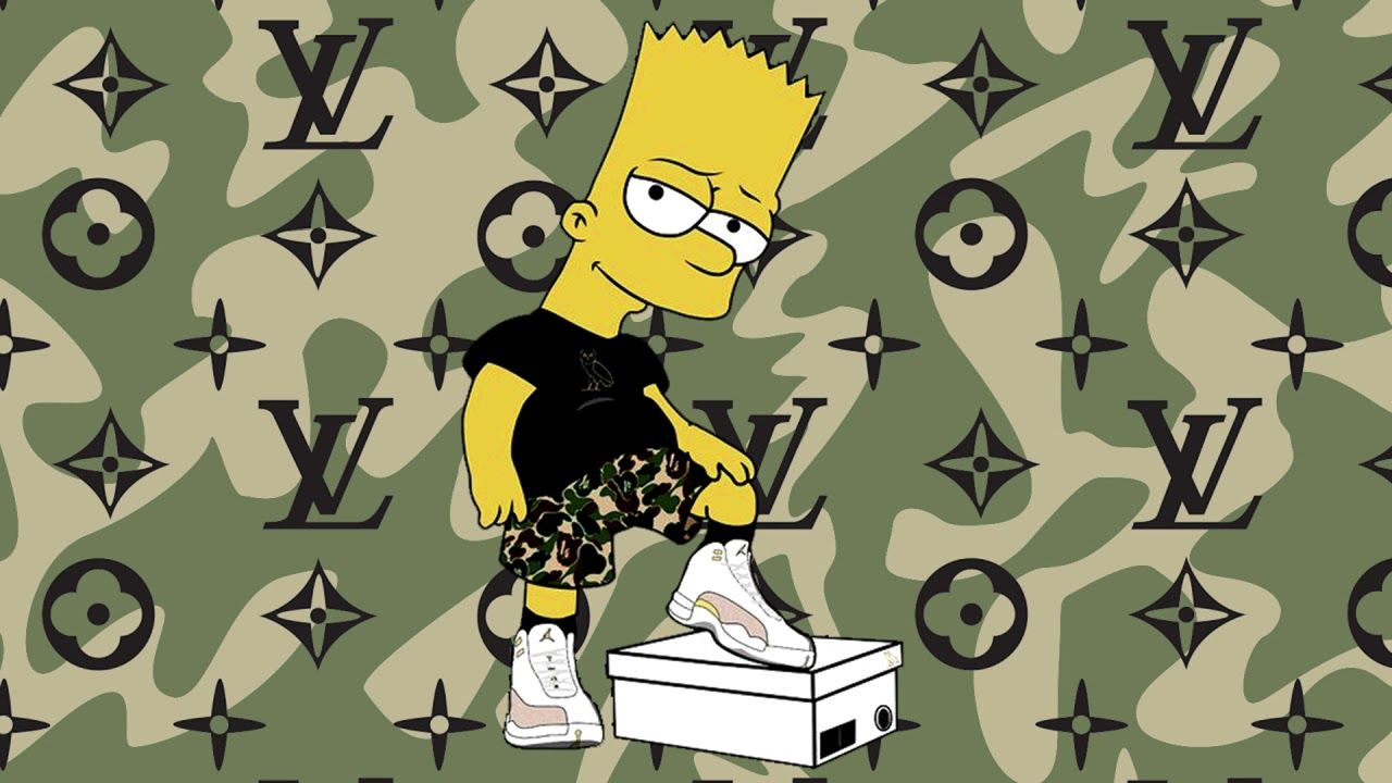 Hypebeast Cartoon Wallpapers   Top Hypebeast Cartoon 1280x720