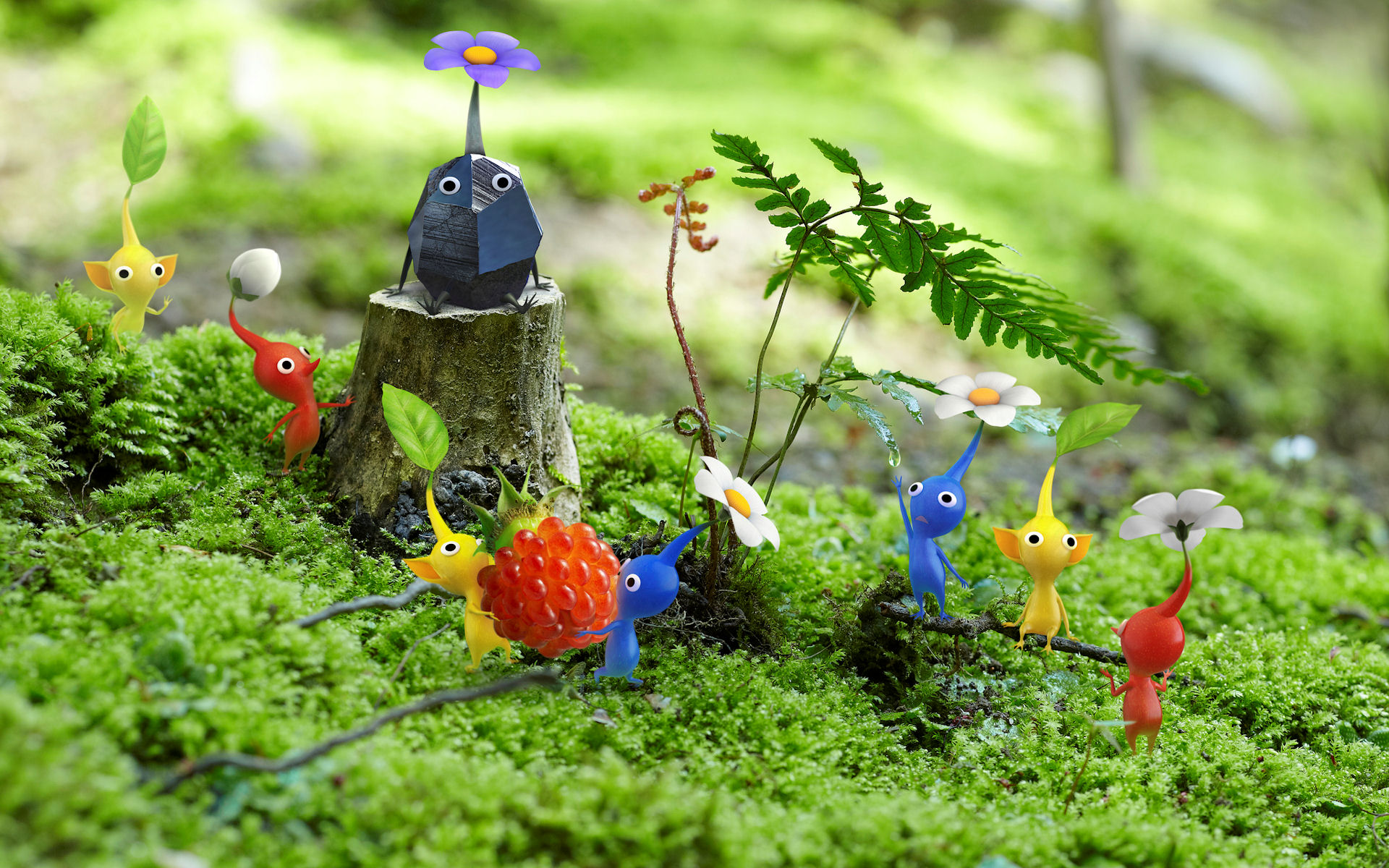 Top HD Quality Pikmin Images   Awesome Collection 1920x1200