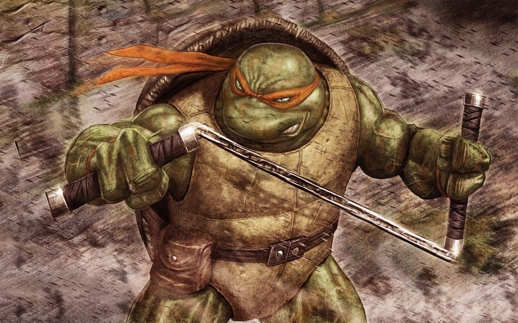 TMNT Computer Wallpapers Desktop Backgrounds 1680x1050