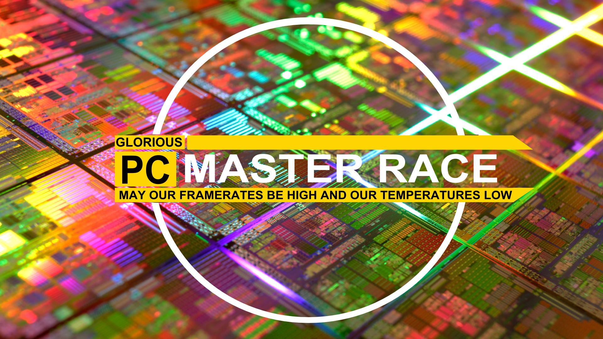 Free Download Pc Master Race Full Hd Sfondo And Sfondo 1920x1080 Id