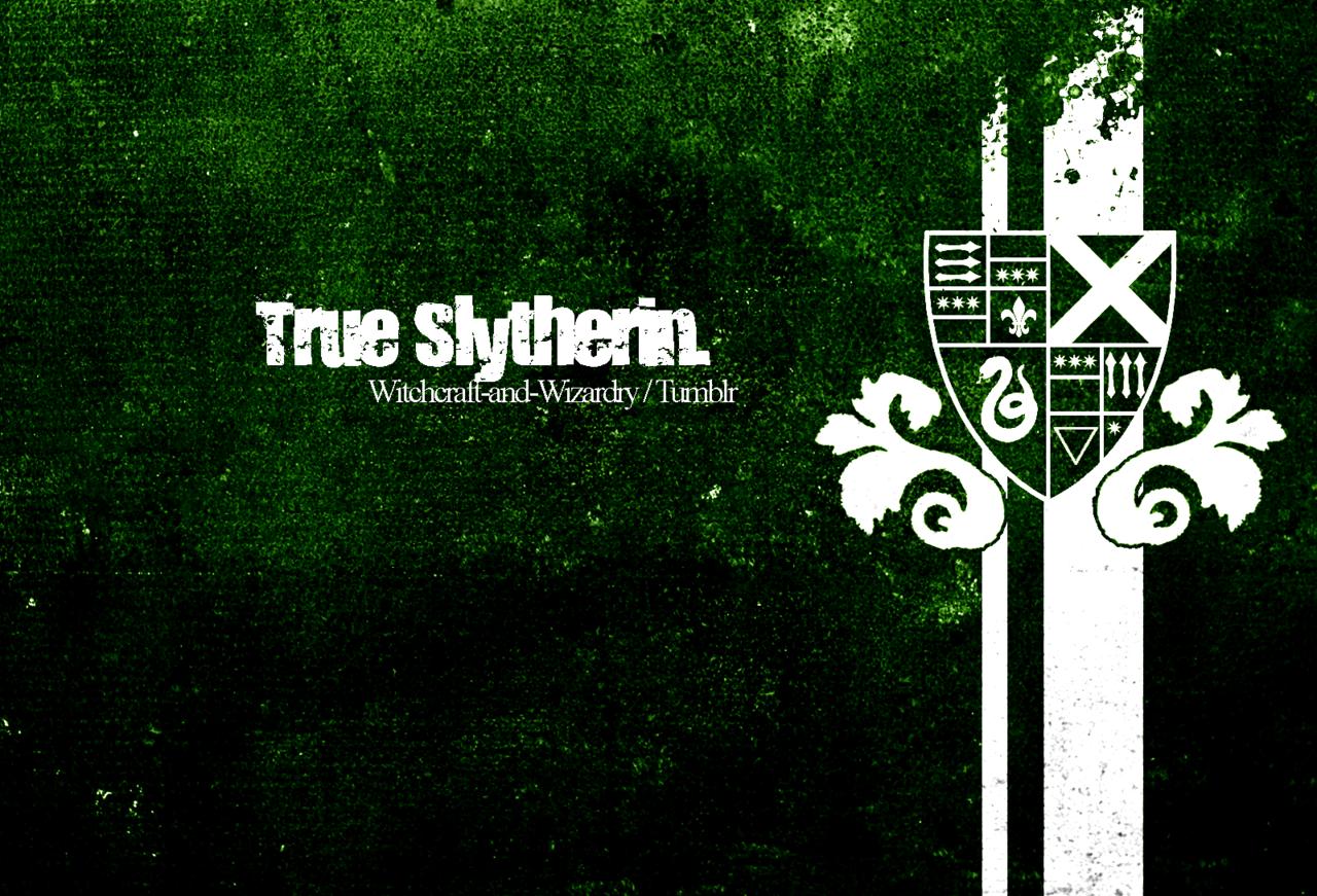 Slytherin Desktop by PrinceVegetasWife ...