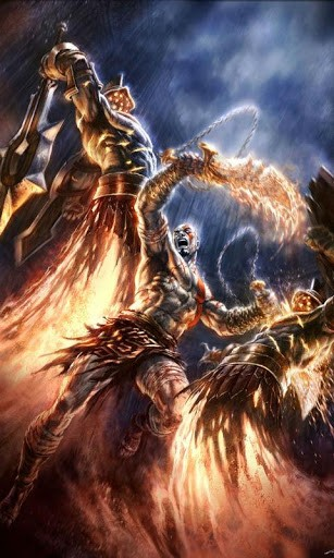 Free Download God Of War Ii Live Wallpaper The Best Live