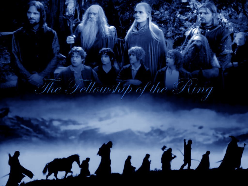 Free Download Lord Of The Rings The Fellowship 1024x768 For Your