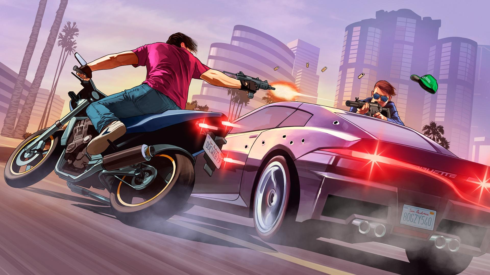 Download Grand Theft Auto V GTA 5 Video Game HD Wallpaper Search more 1920x1080