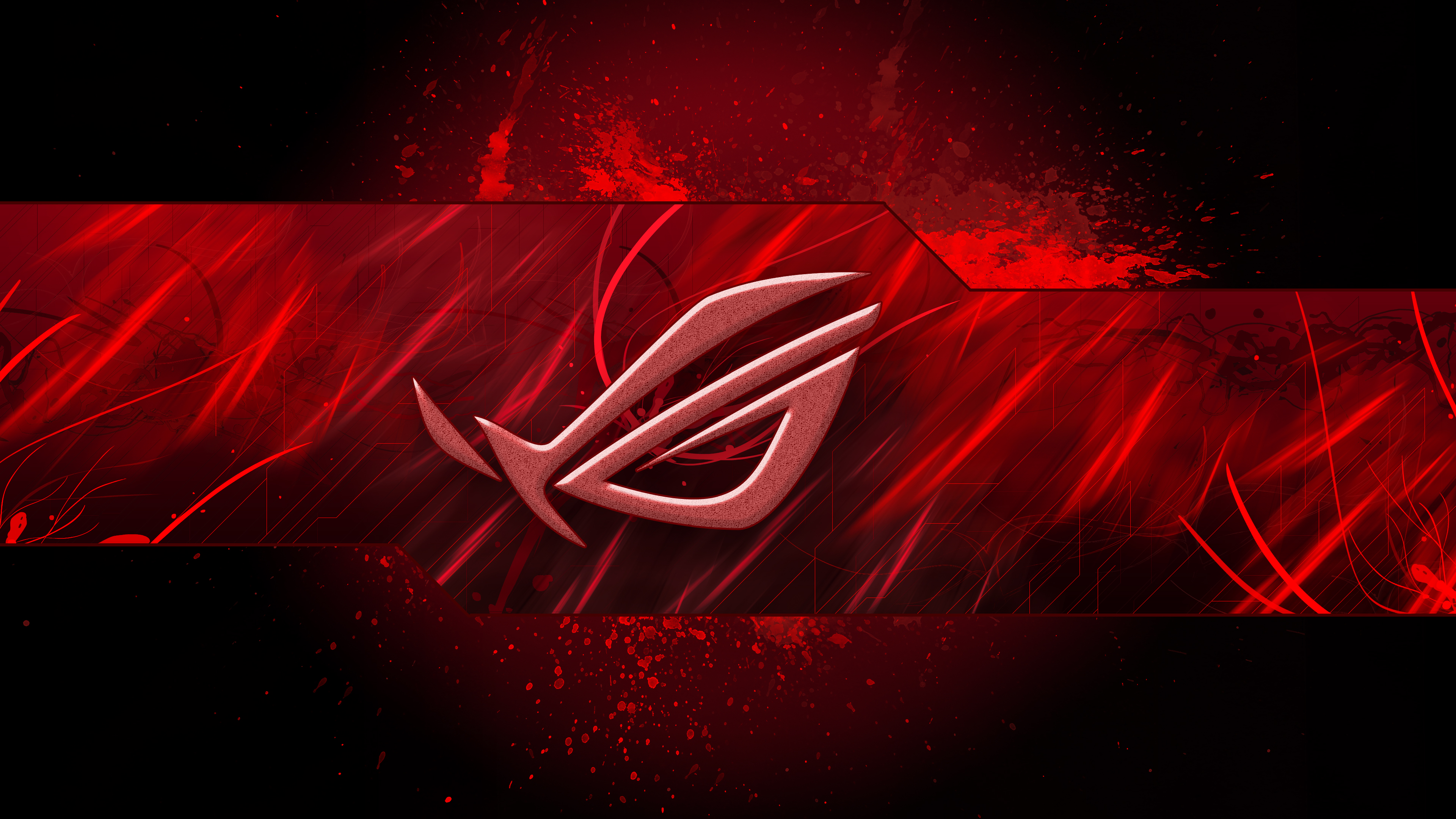 Asus Rog Wallpaper: ASUS ROG 4K Wallpaper