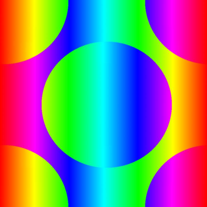 Anime Rainbow Wallpaper
