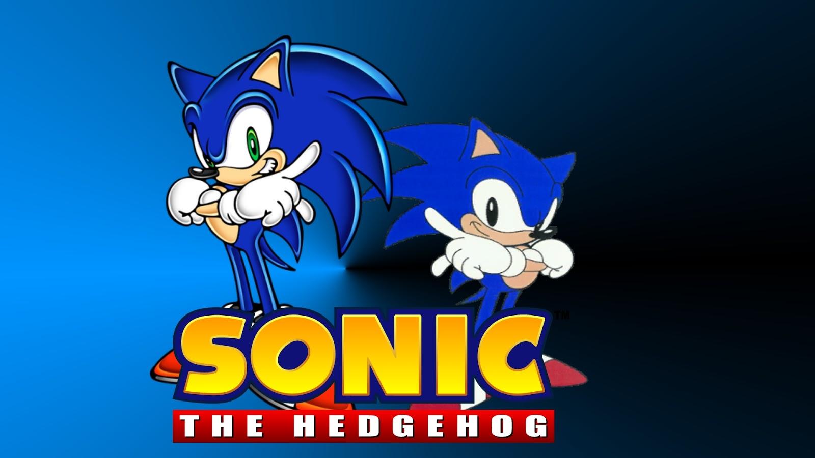 Sonic The Hedgehog Wallpaper Wallpapersafari