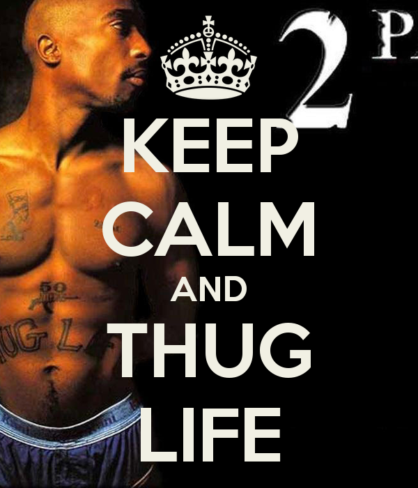 2pac Wallpaper Thug Life Widescreen wallpaper 600x700