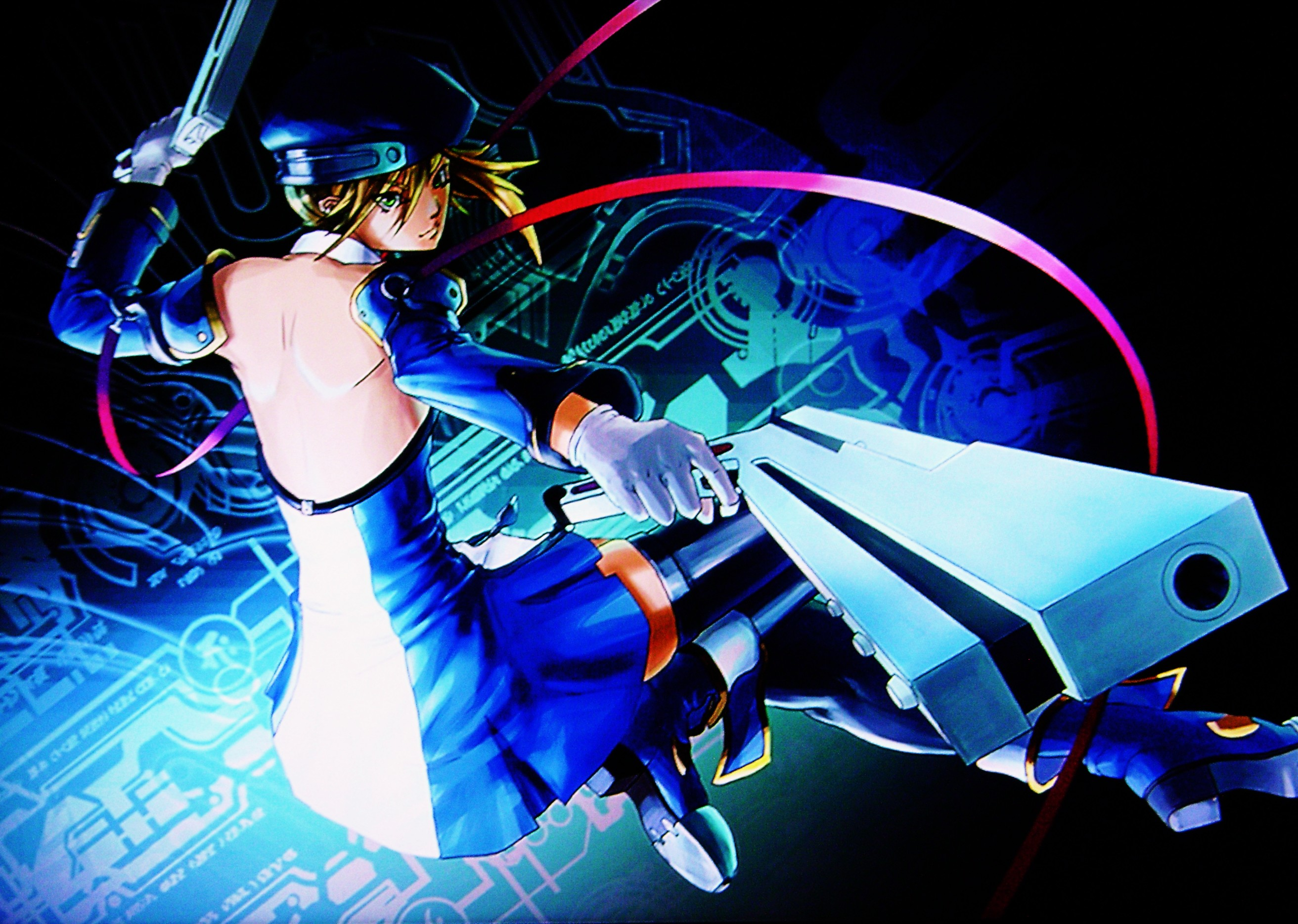 Free Download Blazblue Noel Wallpaper 2625x1870 Blazblue Noel
