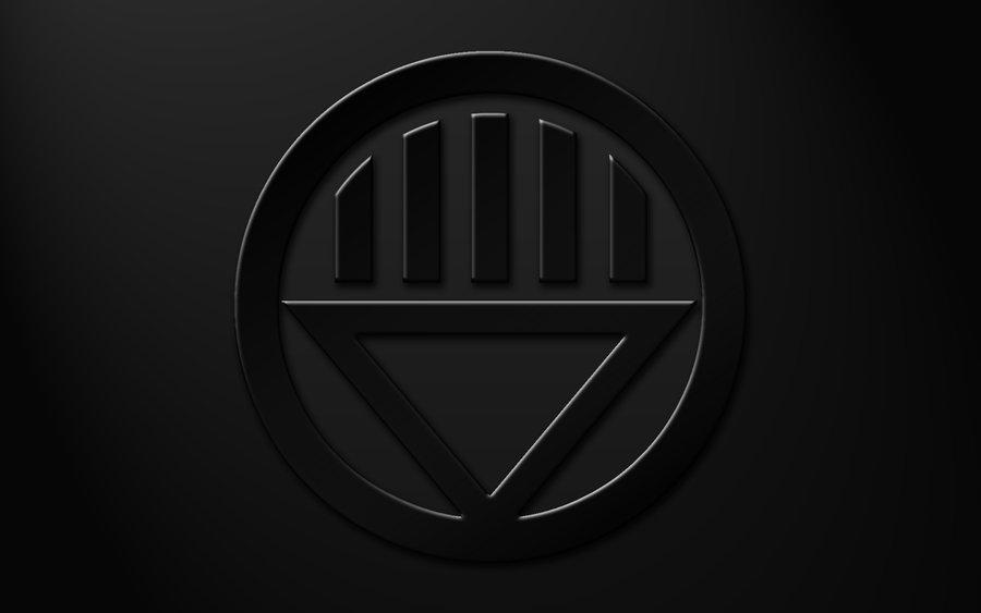 Black Lantern Wallpaper - WallpaperSafari  Black Lantern Superman Symbol