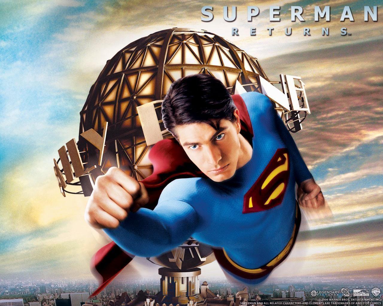 Superman Superman Returns 1280x1024