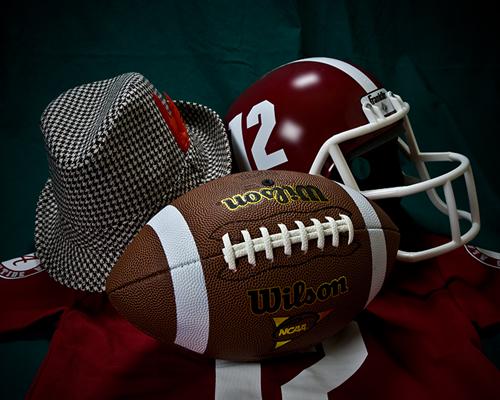 Wallpaper Alabama Football 500x400
