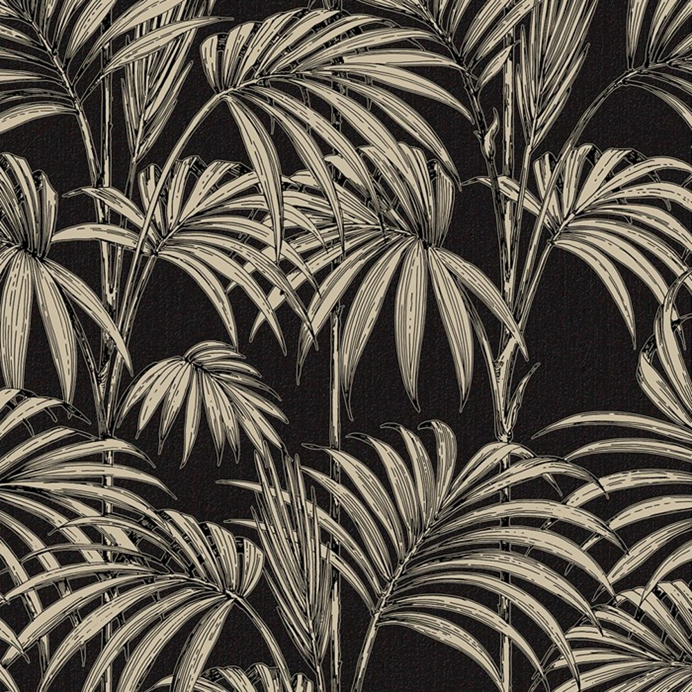Palm Tree Pattern Leaf Glitter Motif Designer Wallpaper 32 970 1000x1000