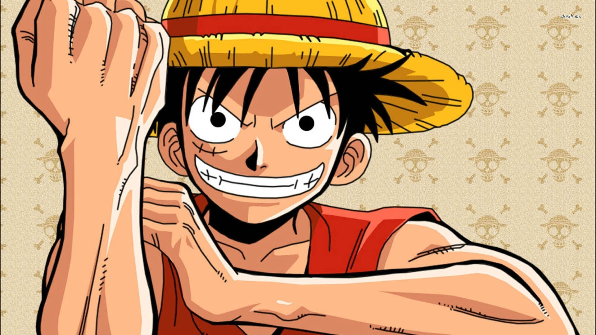 One Piece Luffy Wallpaper Wallpapersafari